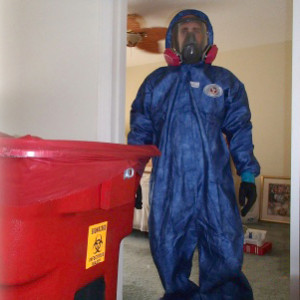 Biohazard / Crime Scene / Trauma Cleanup